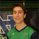 Kyle Stemper '17 is the Athlete of the Week (April 24-May 1, 2017)