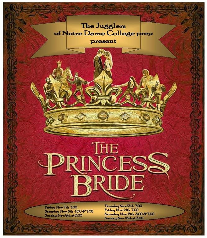 donslink the jugglers perform the princess bride 7 00 pm